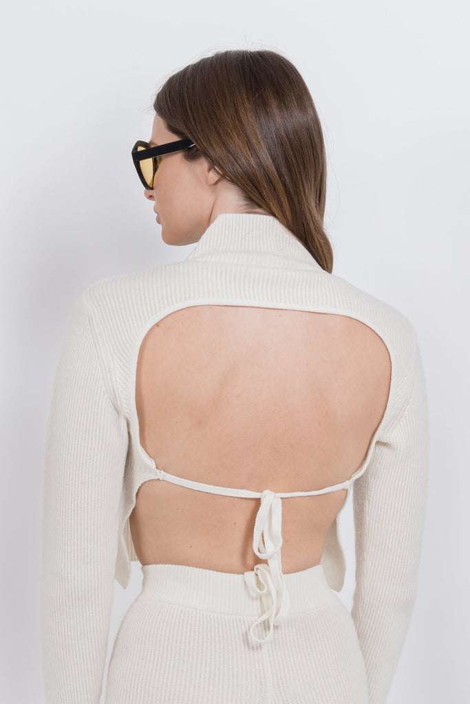 Talli Open-backed Top - PRE-ORDER