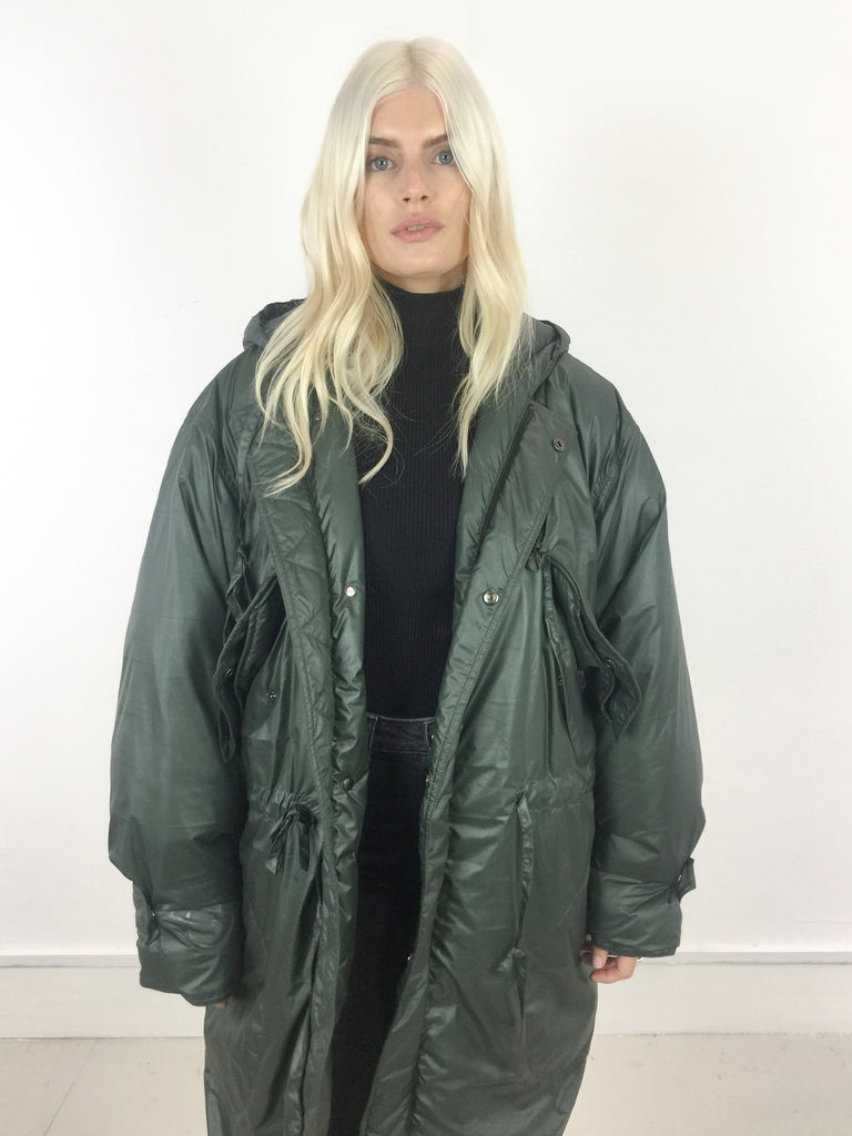 Sample Sale - Sansa Dark Green