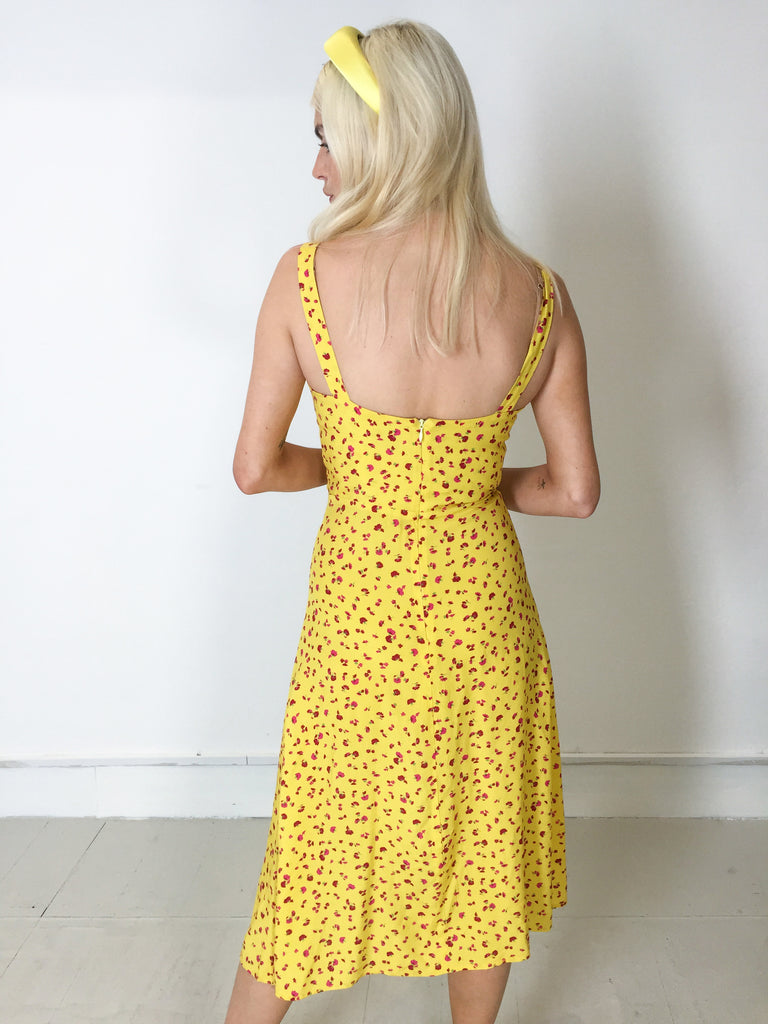 Sample Sale - Lolita Yellow