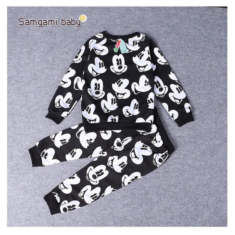 Cartoon Mouse Tracksuit
