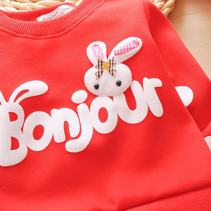"""BONJOUR"" Easter styled Tracksuit"