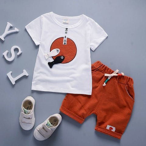 """Like A Boss"" T-Shirt Top and Pants"