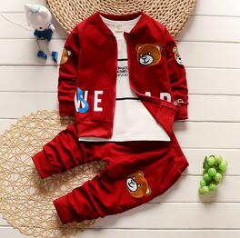 """WEAR"" Bear Tracksuit and Top set"
