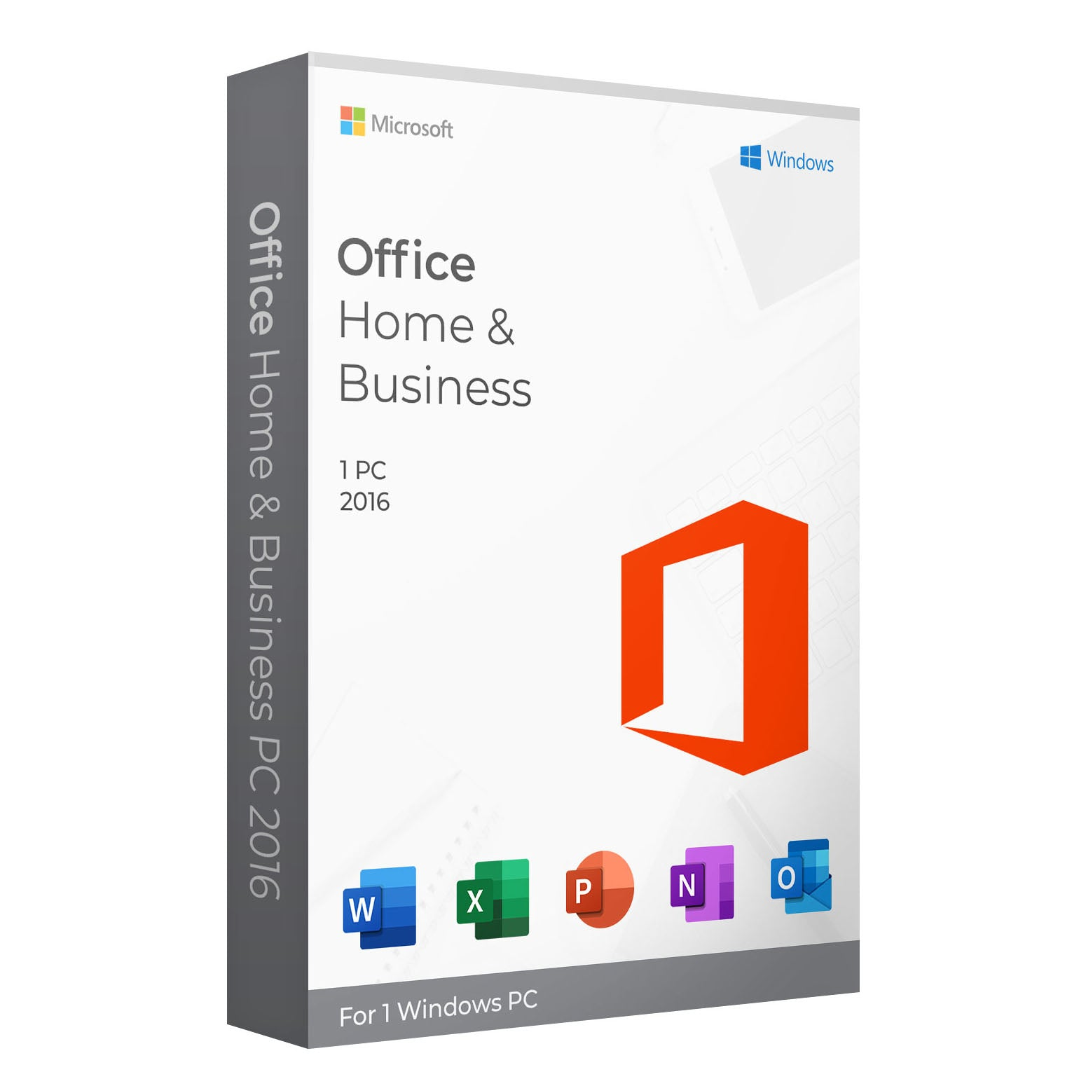 Office 2016 Home & Business for Windows PC