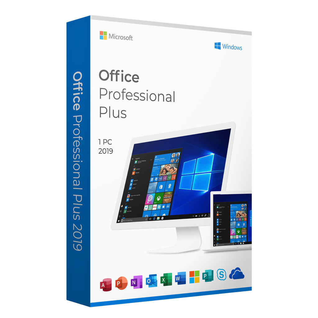Office 2019 Professional Plus for Windows PC