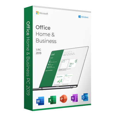 Office 2019 Home & Business for Windows PC