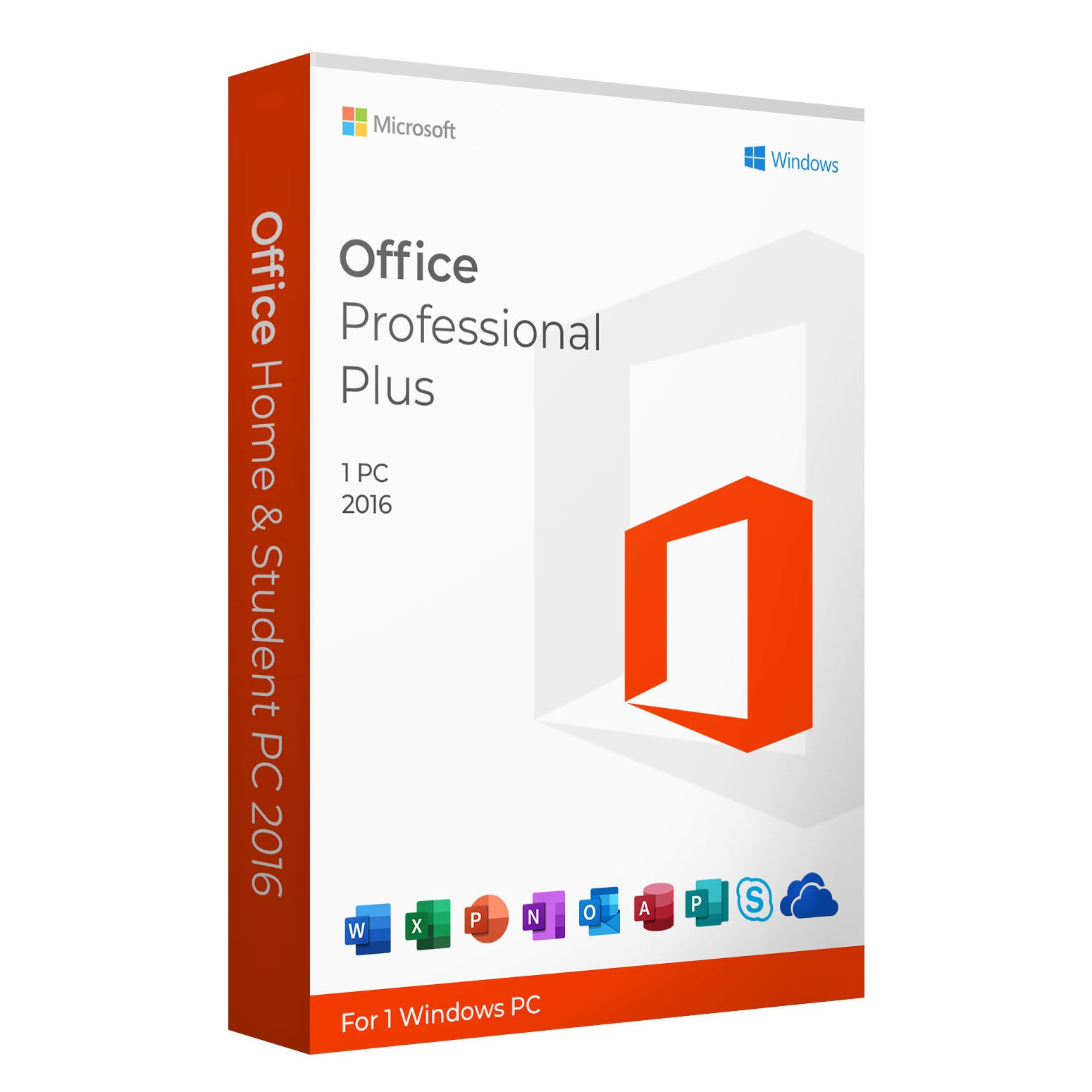 Office 2016 Professional Plus for Windows PC