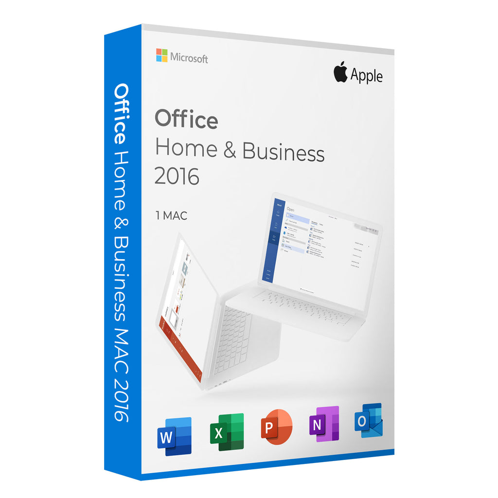 Office 2016 Home & Business for MAC