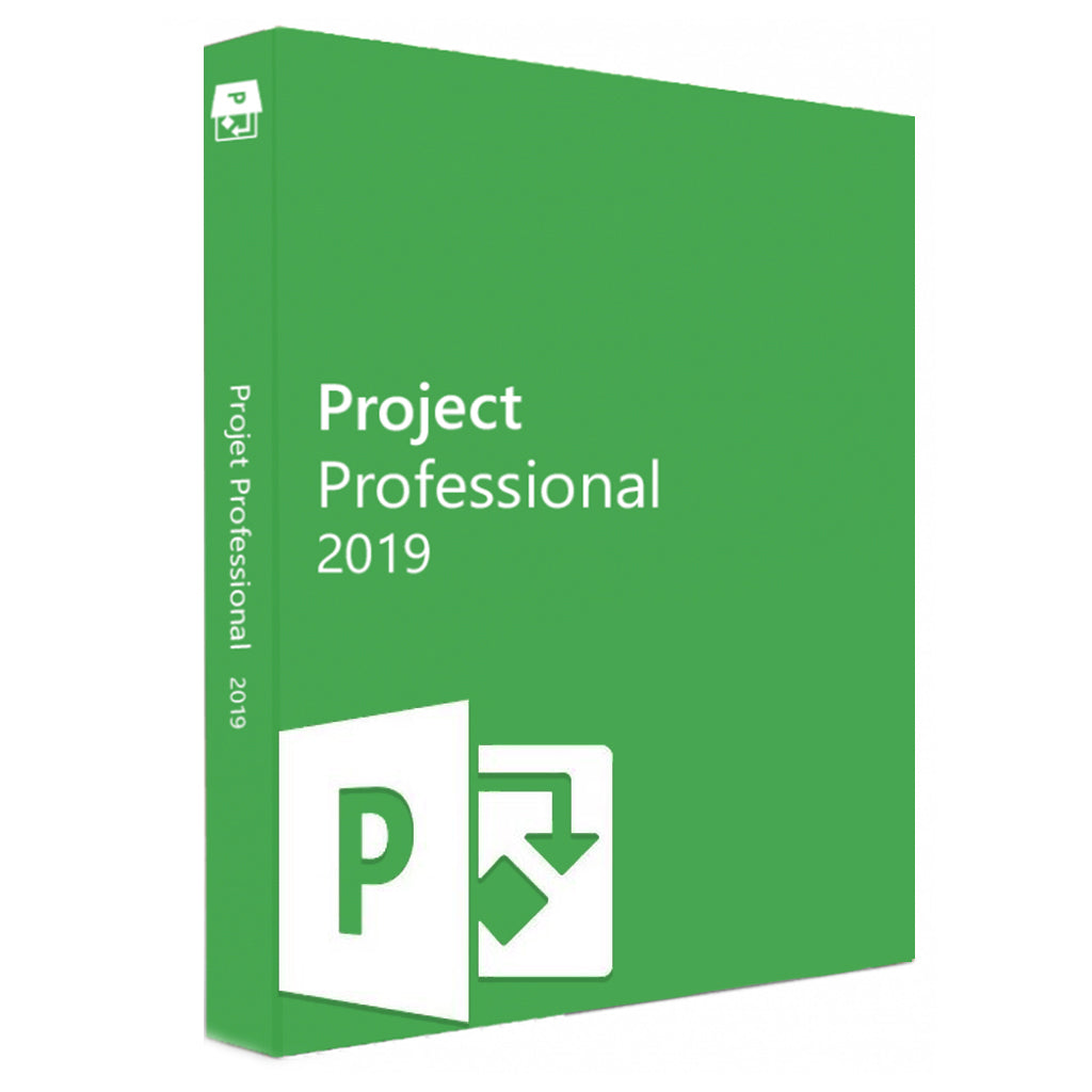 Project Professional 2019 For Windows PC