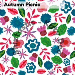 Autumn Picnic Large Plant Pot