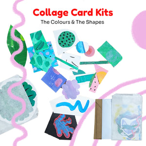 Collage Card Kit