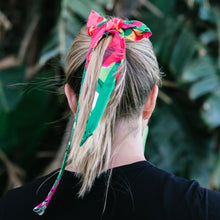 Load image into Gallery viewer, Festival Floral' Hairtie