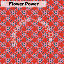 Load image into Gallery viewer, Flower Power' Scrunchie