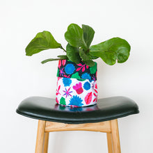 Load image into Gallery viewer, Autumn Picnic Large Plant Pot