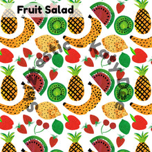 Load image into Gallery viewer, Fruit Salad' Headscarf