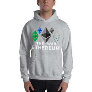 Ethereum War Hooded Sweatshirt