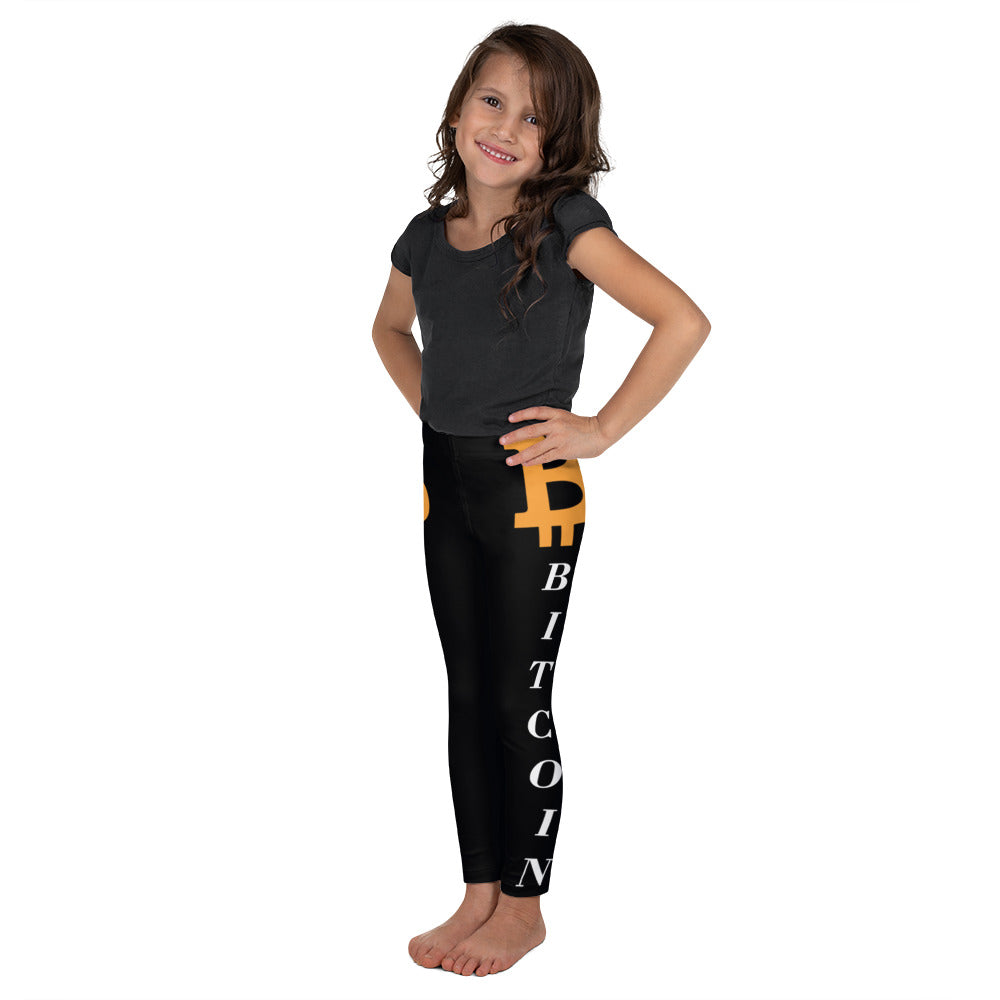 Bitcoin Kid's Leggings