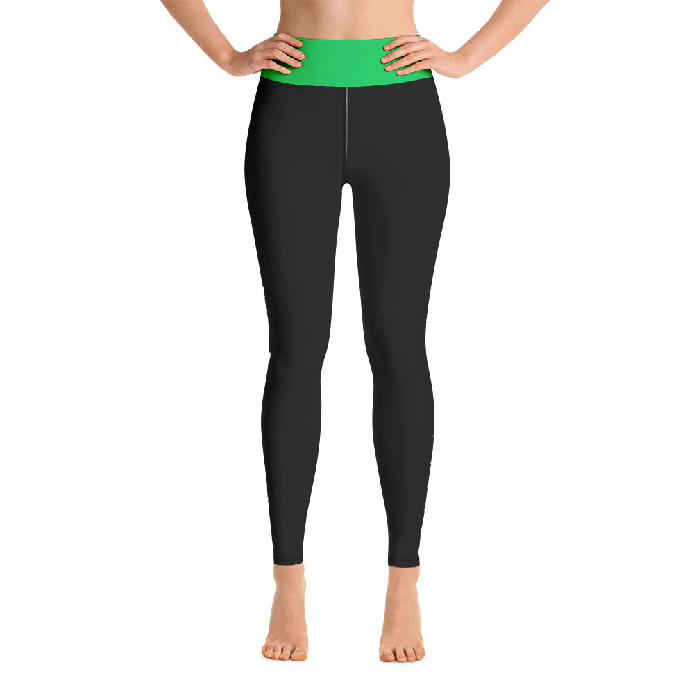 Ethereum Classic Yoga Leggings