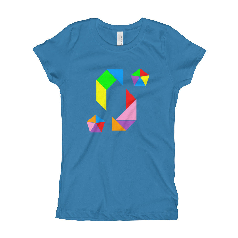 Girl's Icon Tangram