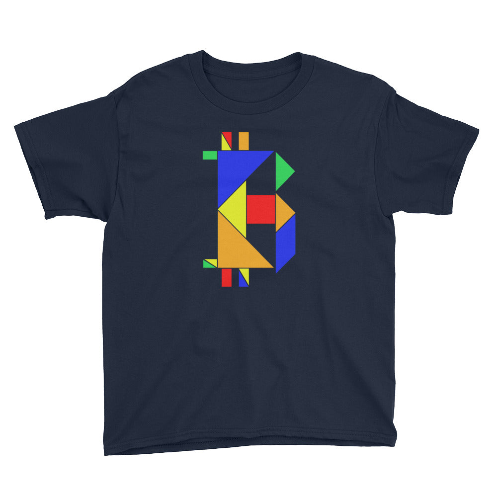 Youth Bitcoin Tangram