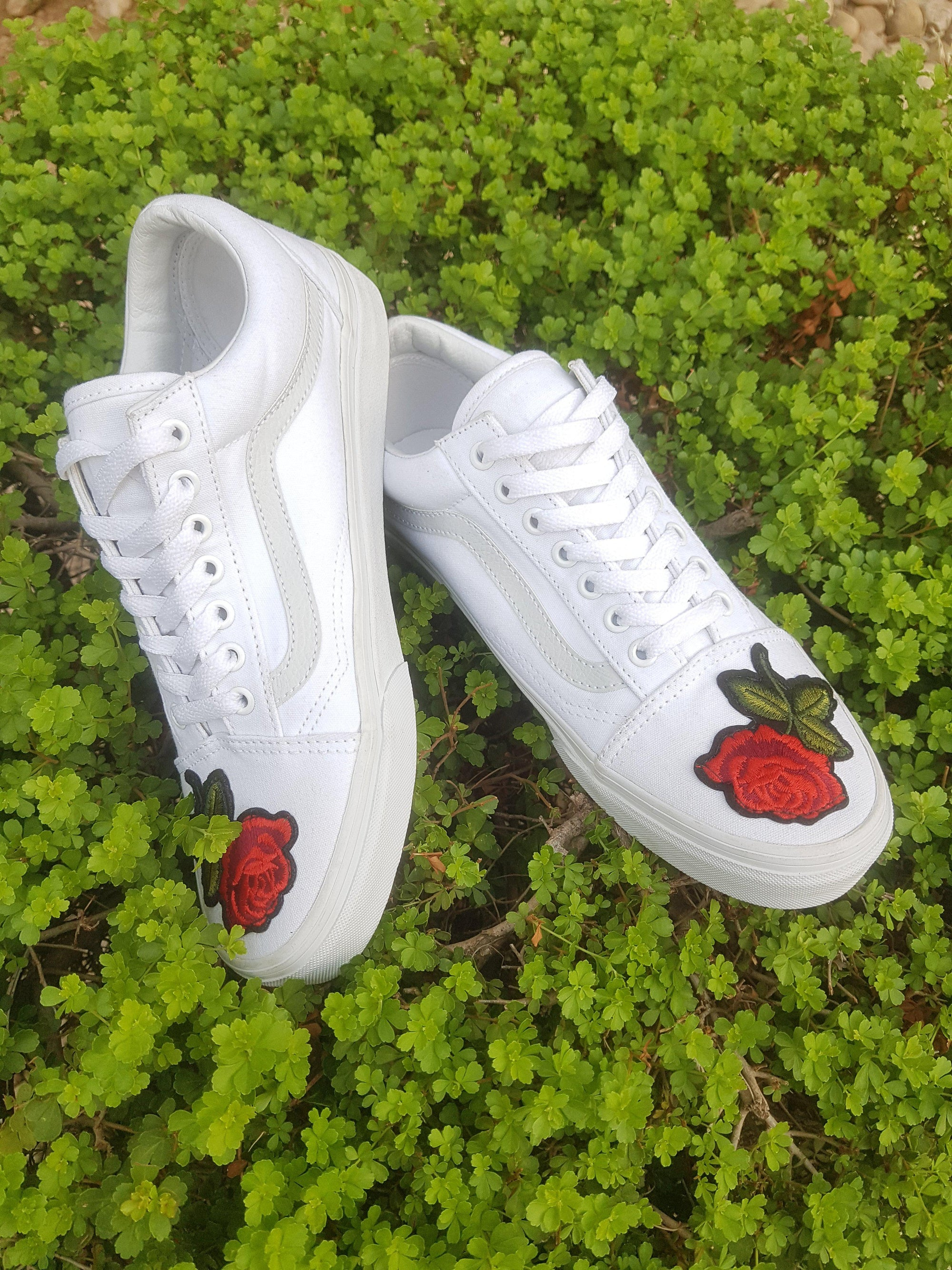All White Rose Oldskool - dnasamplez