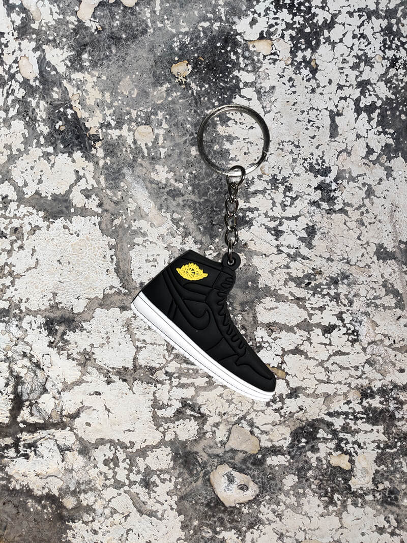 Air Jordan 1 Retro High OG 'City of Flight' Keychain-Keychain-Dnasamplez