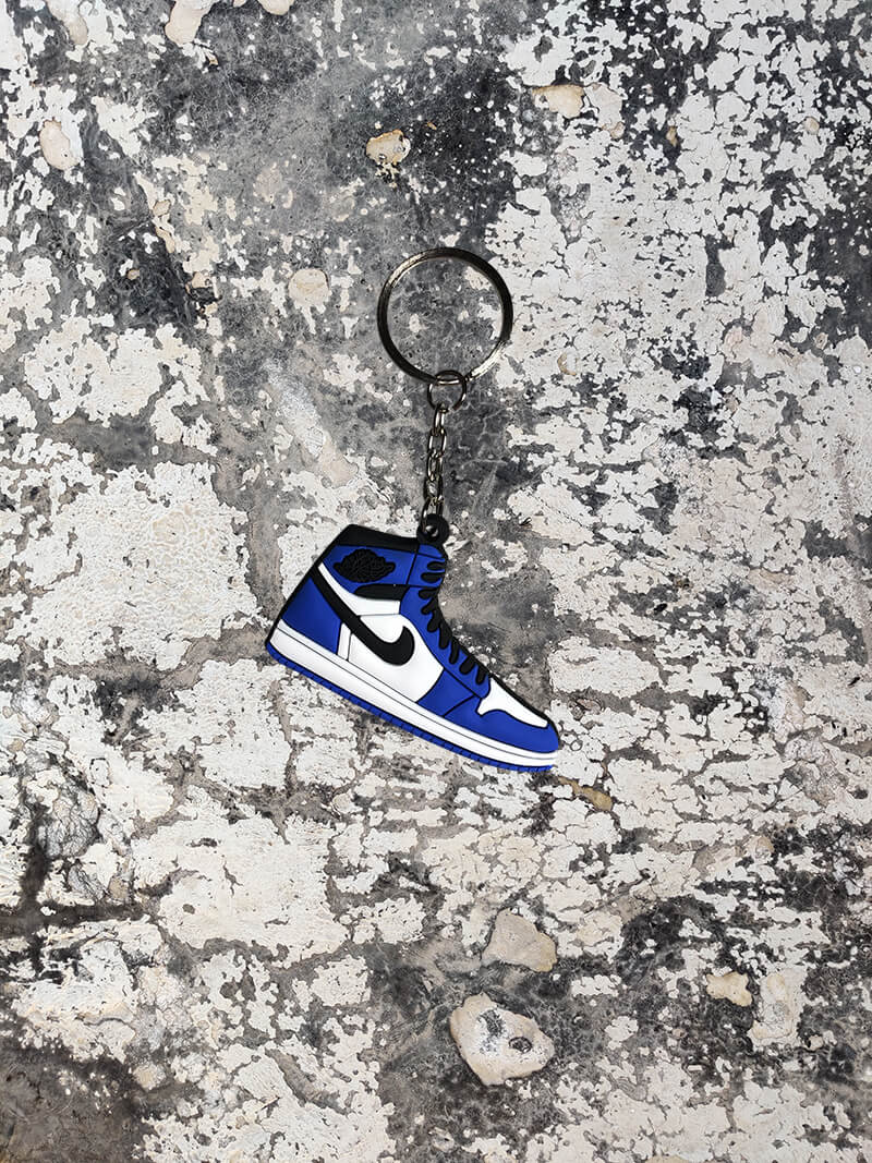 Air Jordan 1 Retro High OG 'Game Royal' Keychain-Keychain-Dnasamplez