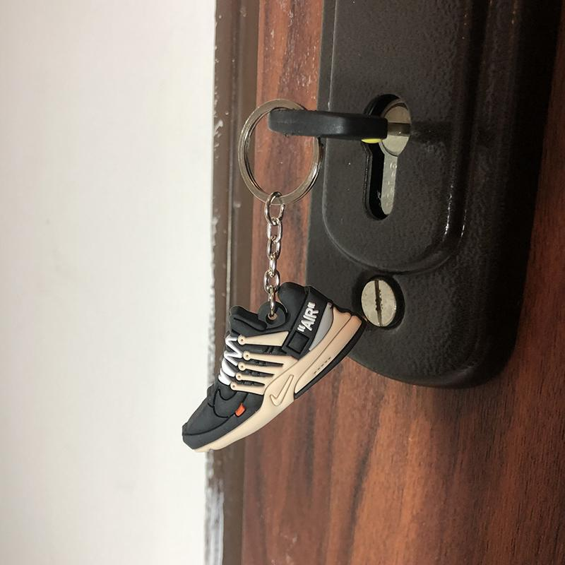 OFF-WHITE x Air Presto 'The Ten' Keychain - dnasamplez