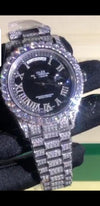 Datejust iced out - Soltèro Swimwear