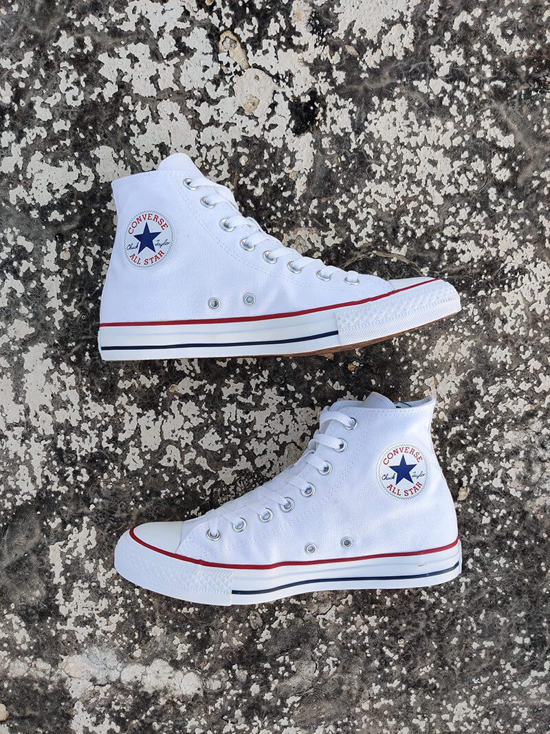 Roses Converse All Star-Shoes-Dnasamplez
