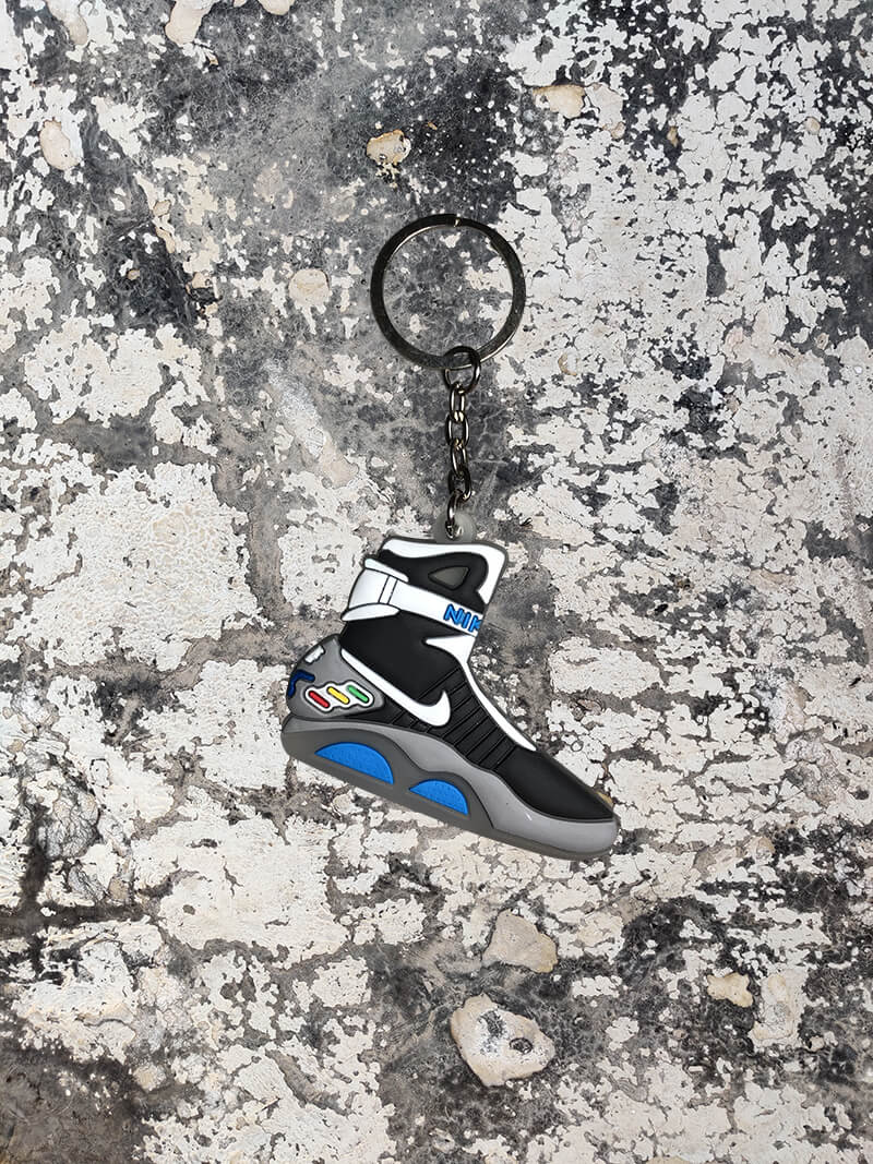 Air Mag 'Back To The Future' Keychain-Keychain-Dnasamplez