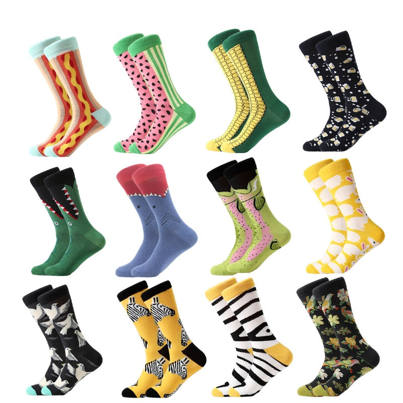 colorful For men socks