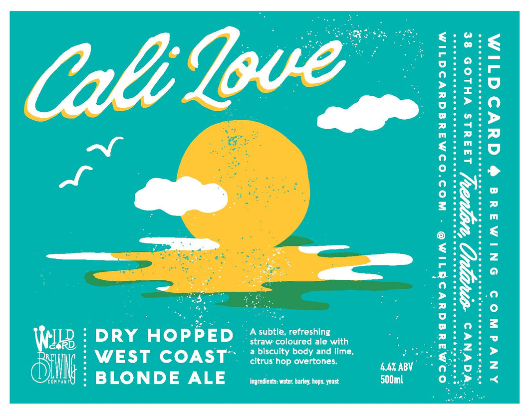 Cali Love (473mL)