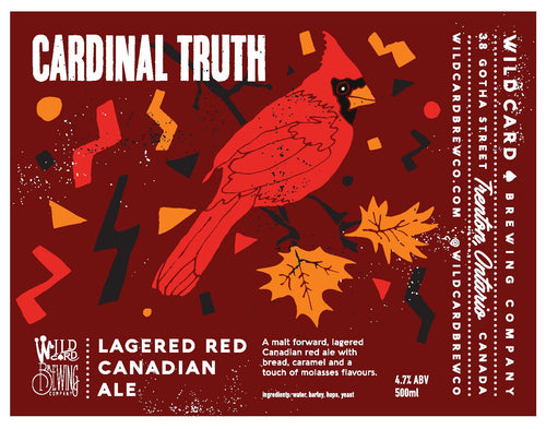 Cardinal Truth (500mL)