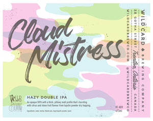 Cloud Mistress (473mL)