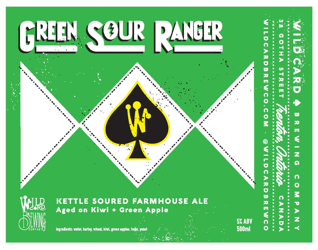 Green Sour Ranger
