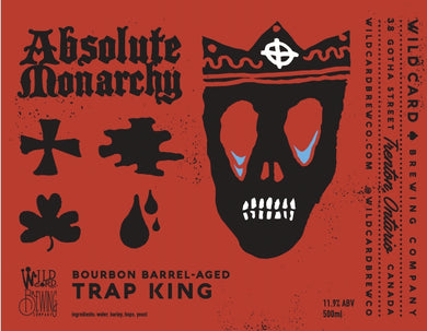 Absolute Monarchy trap king 500ml