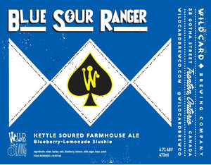Blue Sour Ranger (473mL)