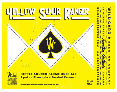 Yellow Sour Ranger 473ml