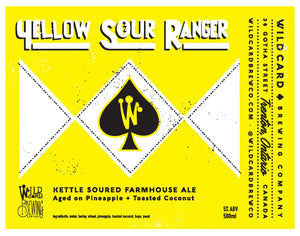 Yellow Sour Ranger