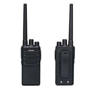 Walkie Talkies Voice Scrambler with Earpiece for Adults Outdoor CS Hiking Hunting Travelling Long Distance 2 Way Radios By Luiton