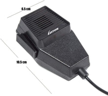 Load image into Gallery viewer, LUITON CB Mic Speaker | Microphone Speaker | Noise Cancelling 4-Pin Mic Speaker Compatiable with PC78LTX Cb Radio