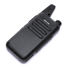 Load image into Gallery viewer, LUITON Walkie Talkies | Two Way Radio | Mini Uhf Radio 5-10 Miles Range(Black)