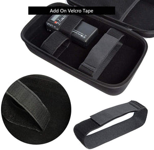 LUITON Walkie Talkie Case | Radio Case | Compatible with Midland GXT1000VP4 Two-Way Radio