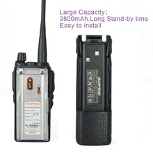 Load image into Gallery viewer, BAOFENG Walkie Talkies | Baofeng Battery | BL-8 Backup Battery for BaoFeng UV-82 Series 3800mAh 7.4V