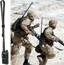 Load image into Gallery viewer, LUITON Antenna | Two-Way Radio Antenna | Foldable/Tactical Raido Antenna for Kenwood Baofeng UV-5R UV82 888S F8HP