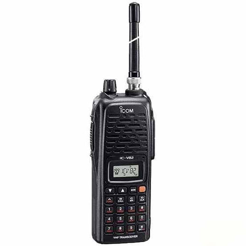 ICOM Handheld radio | Two Way Radio |  7W Handheld VHF Portable Amateur Marine Radio(IC-V82)
