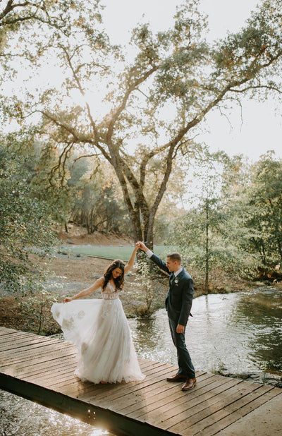 A|E BRIDE JENNA & BRENDON KINSEY | BROWNS VALLEY, CA