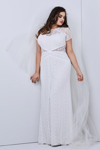 Watters Wtoo Lenora  Plus Size Wedding Dress Wedding Dress