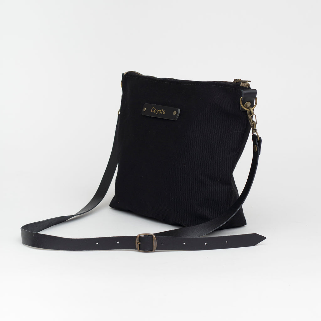 Cartera de Lona Black